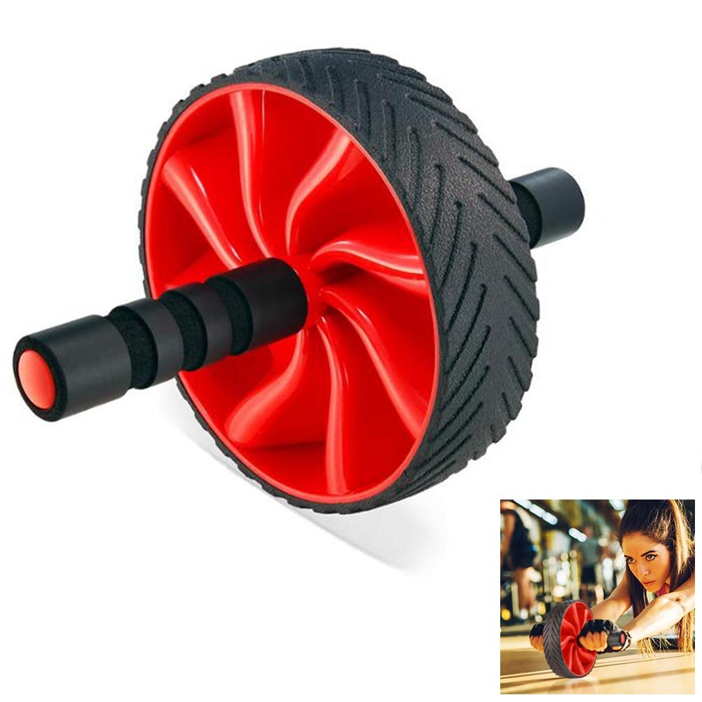 Abdominal roller Equipment home gym Ab Roller for Abs Workout Equipment AbRoller Wheel Exercise Equipment Bodybuilding equipment