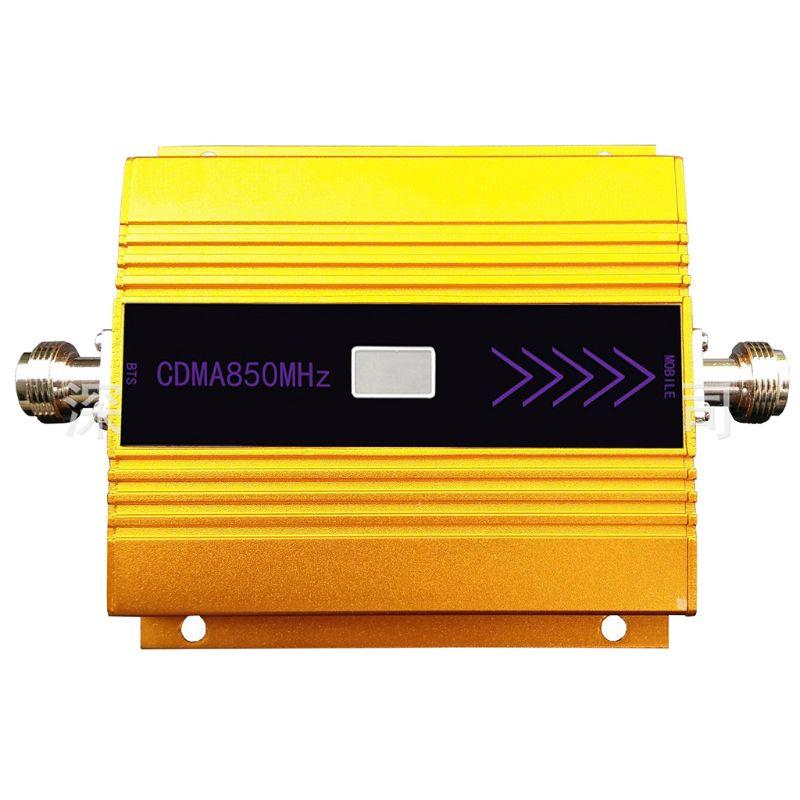 850mhZ GSM 2G/3G/4G amplificador de señal repetidor amplificador antena para teléfono móvil N1HD