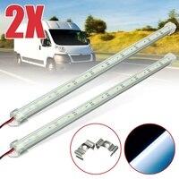 1/2/4 шт. 12 в 40 см 30 светодиодный 5630 светодиодсветодиодный внутренняя полоса светосветильник полоса для автомобиля фургона лодки грузовика пр...