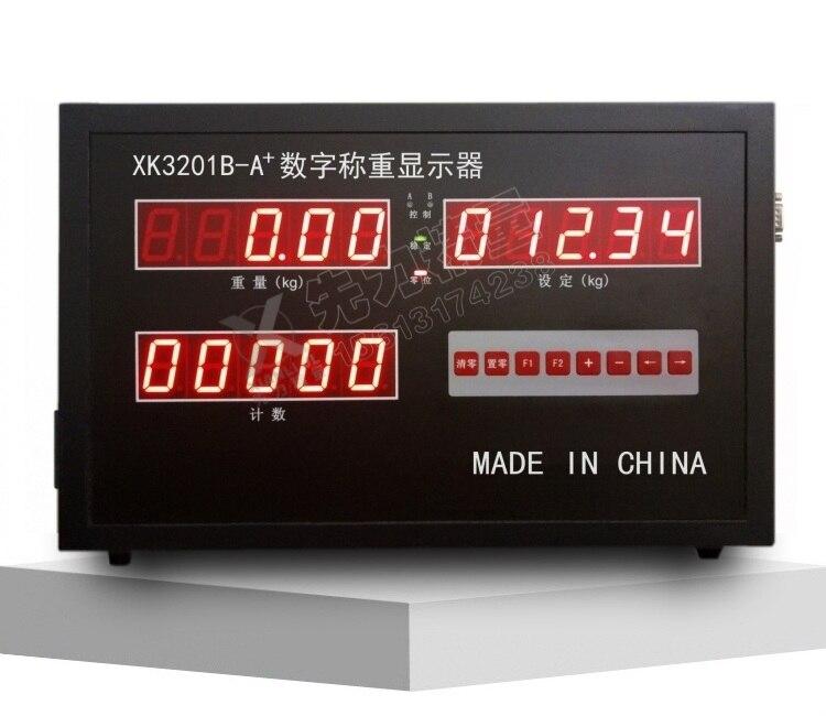 Digital do Display-peso da Máquina de Empacotamento Xk3201b-a + Controlador de Pesagem