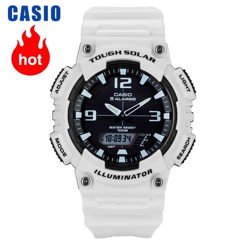Reloj Casio serie deportiva, reloj electrónico para hombre, AQ-S810WC-7A