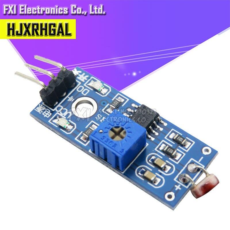 5 sztuk optyczny czujnik rezystancji czujnik światłoczuły na 3 pin nowy