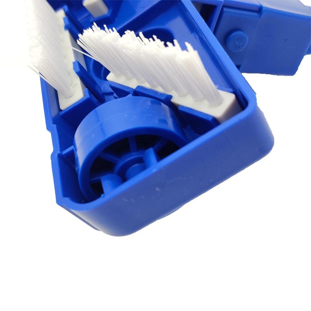 Kit de herramientas de limpieza de piscinas, aspirador eléctrico de 118cm para...