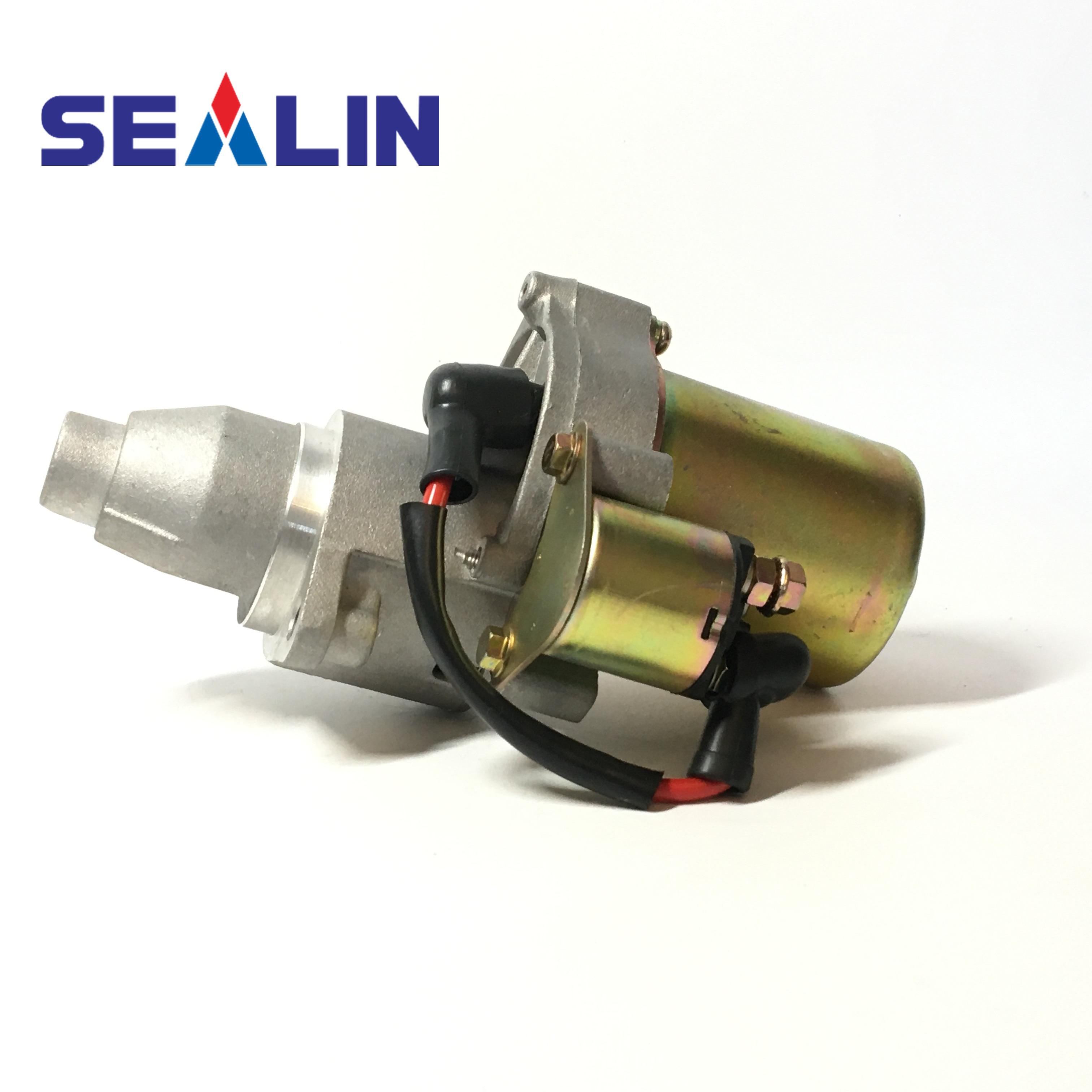 QDJ111 Starter Motor for KIPOR 173F 177F KG270 Gasoline engine