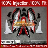 injection for yamaha max 500 tmax500 tmax max 500 white red blk 131no 15 max500 12 13 14 15 t max500 2012 2013 2014 2015 fairing