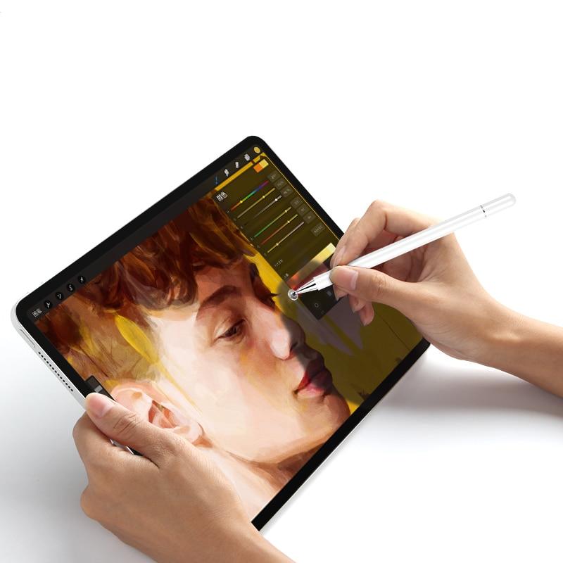 Activo lápiz táctil capacitiva para Huawei MediaPad T2 T3 T5 M2 M3 M5 Lite 8,0 10 10,1 M3 8,4 M5 M6 8,4 Pro 10,8 caso de la tableta