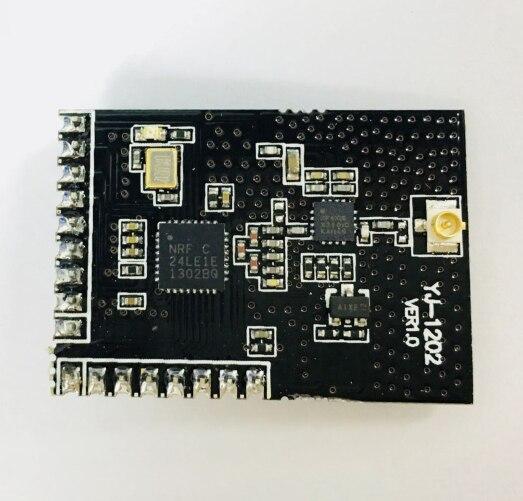 NRF24LE1 + PA + LNA módulo de alta potencia/bajo consumo de energía/con 51MCU/módulo inalámbrico/CC1101