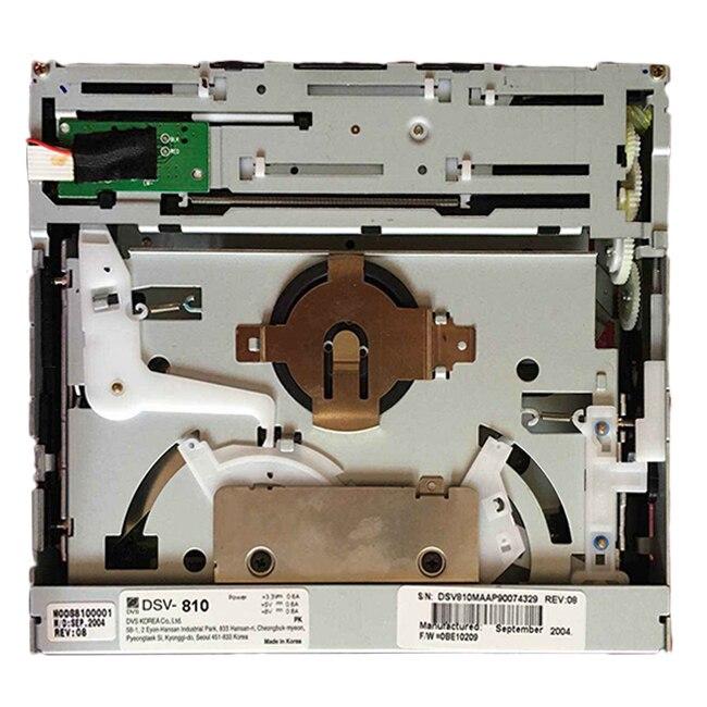 Абсолютно новый и оригинальный DVS DSV 810A 810 DVD механизм с RAE3050 RAE3051 RAE3052 Лазерный