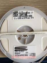 Chip capacitors 1206 473K 0.047UF  47NF 50V  4000pcs/lot  MLCC