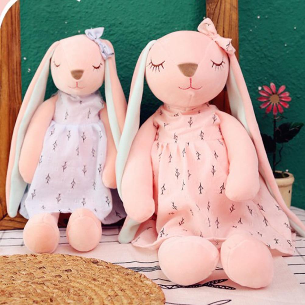 Мягкие игрушки, детские игрушки Монтессори для детей, милые рождественские Мягкие плюшевые игрушки для девочек, детские строительные игруш...