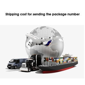The shipping cost for sending the package is US$1.00, get the logistics tracking number