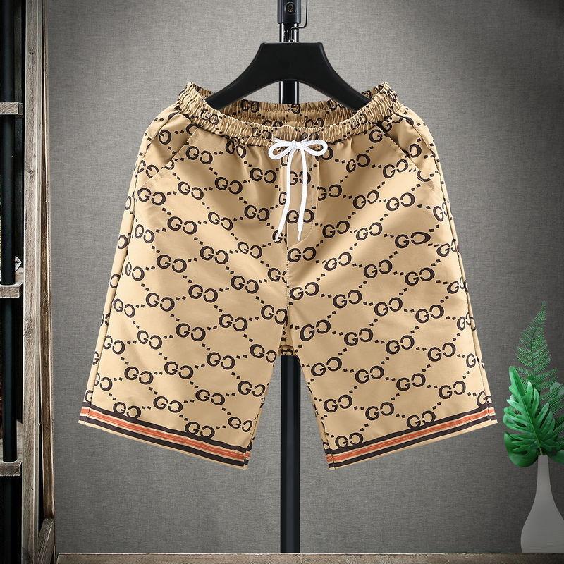 Fashion Shorts Men Wear Five-point Pants New Brand Sports Casual Beach Pants Harajuku Street Hip-hop Handsome Shorts