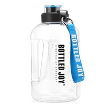 Large-capacity Plastic Fitness Sports Sport Water Kettle Bottles Bottle Outdoor Fitness Bike Riding Climbing Water Cup Drinkware
