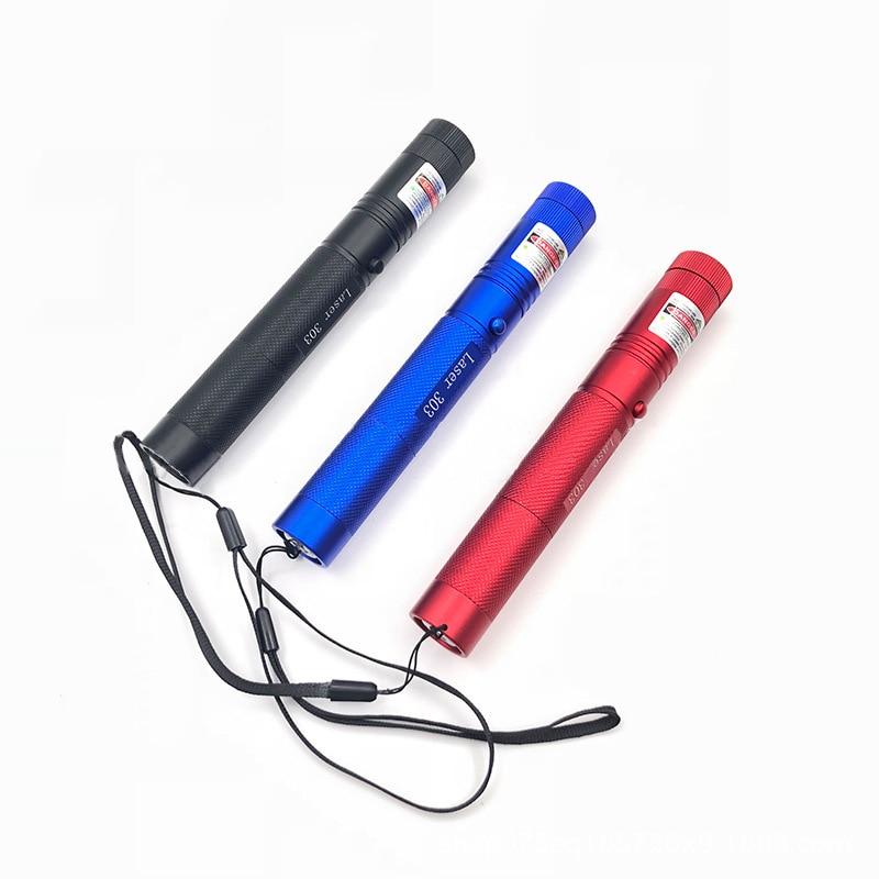 Laser caneta 5000m 532nm verde ponteiro laser mira laser alto poderoso foco ajustável lazer com laser 303 + carregador + 18650 bateria