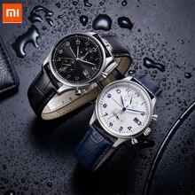 Xiaomi Twentyseventeen Licht Business Quartz Horloge Multifunctionele Dual Time Zone 24 Uur Display Casual Sport Horloge Mannen Clo