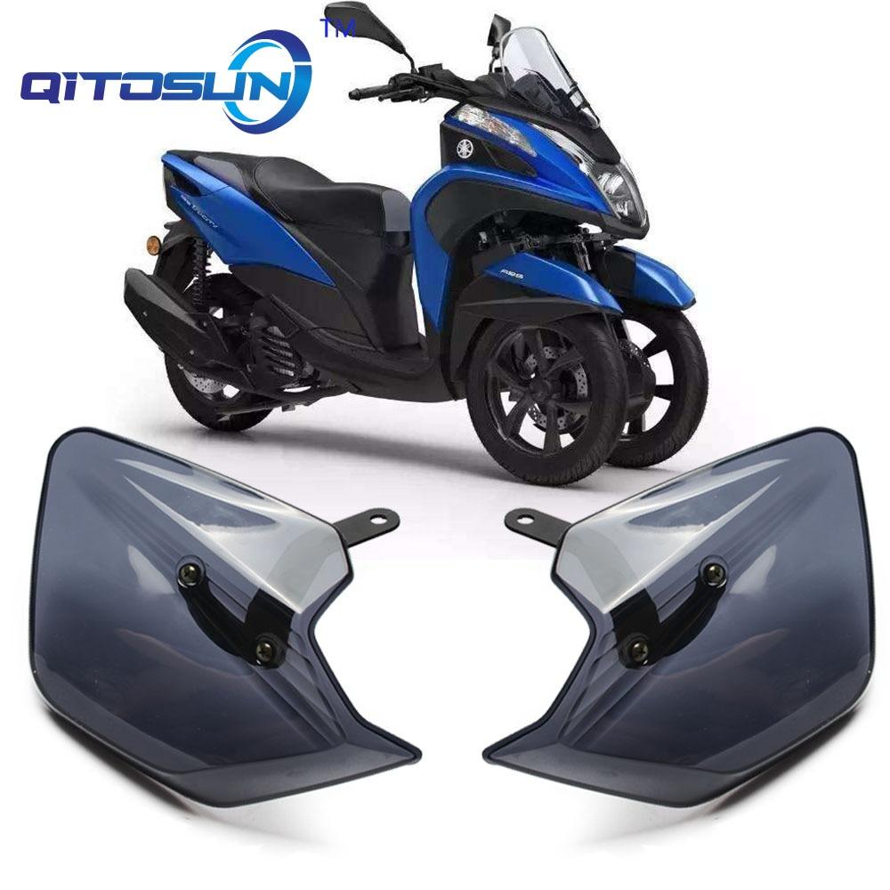 دراجة نارية قفازات واقية لليد واقي للرياح واقي للرياح لتريسيتي 155