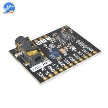 Carte son Raspberry Pi pHAT interface I2S Module PCM5102 DAC carte Audio 24 bits avec prise stéréo au-delà ES9023 PCM1794