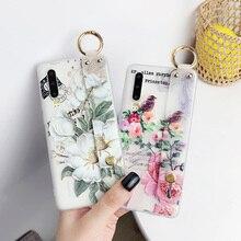 Für Xiaomi Redmi Note 9S 9 Pro Fall Armband Weiche TPU Handband Telefonabdeckung Für Xiomi Poco F2 Pro 9A 9C Note 8T 7 8 Pro Coque