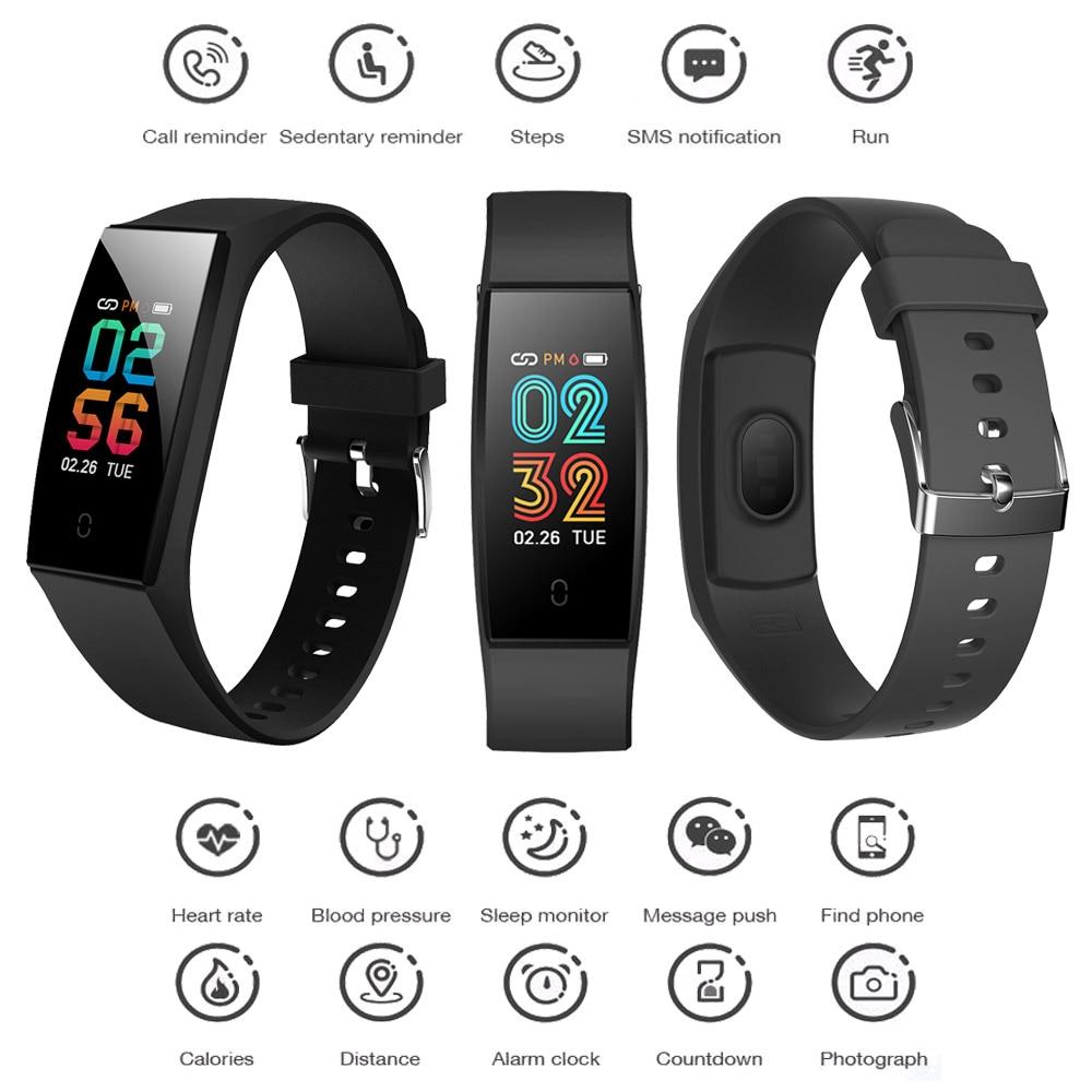 Reloj inteligente para hombre, reloj de pulsera, reloj de pulsera, para el control de la presión arterial para OPPO Reno3 Pro Reno3 Reno Ace Reno2
