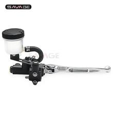 Brake Master Cylinder Brake Lever For KAWASAKI ZZR 250 400 600 1100 1200 1400 ZXR 750 W400 W650 W800 Motorcycle Accessories