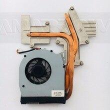 Original livraison gratuite ordinateur portable dissipateur thermique pour processeur ventilateur de refroidissement pour ACER 5536 5536G 5542 5742G 5738 5738G 5738ZG radiateur ventilateur