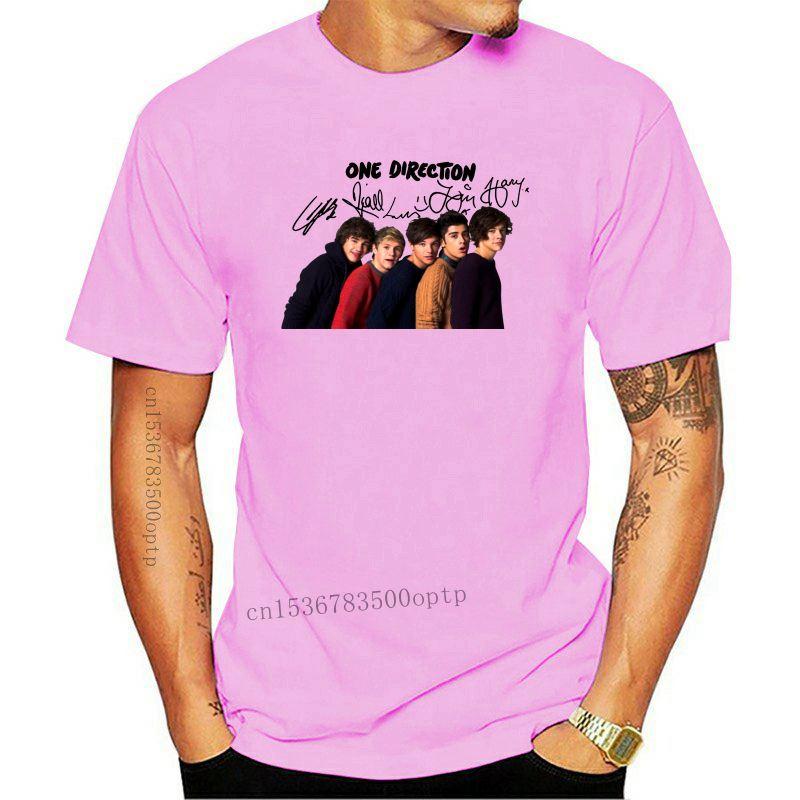 New WVIOCE Female T Shirt British Band One Direction Graphic Print Women T-shirt Harajuku Aesthetic Casual Tshirt Korea Top 2334