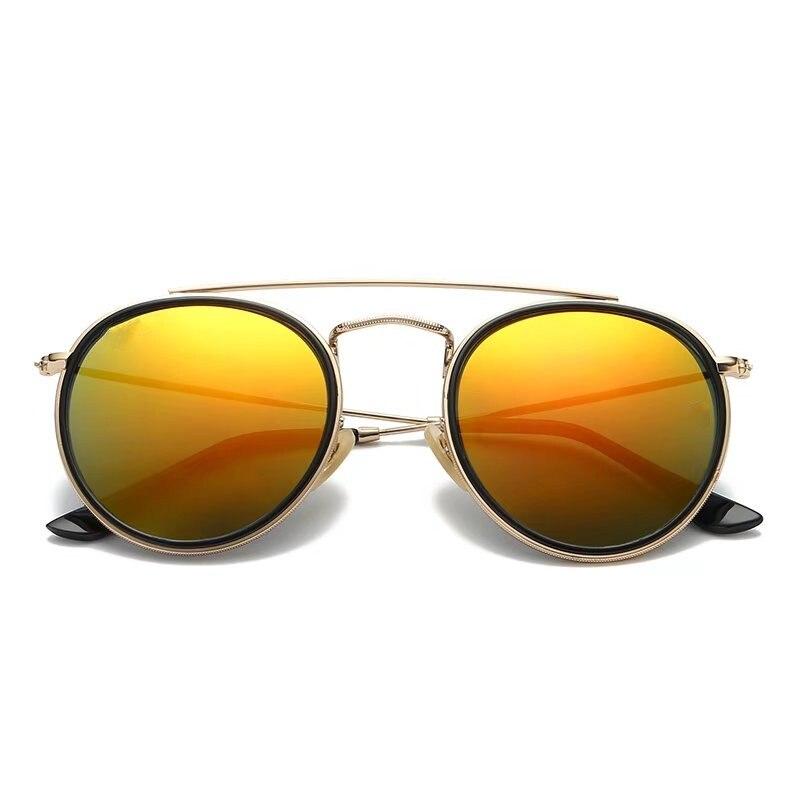 Fashion High Quality Luxury Women Gradient Lenses Sunglasses Men Leisure Vintage Sunglasses Designer Brand With Original Box