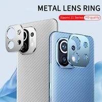 camera lens metal ring case for xiaomi k40 poco f3 mi 11 redmi note 10 10 pro back camera screen protector cover back film