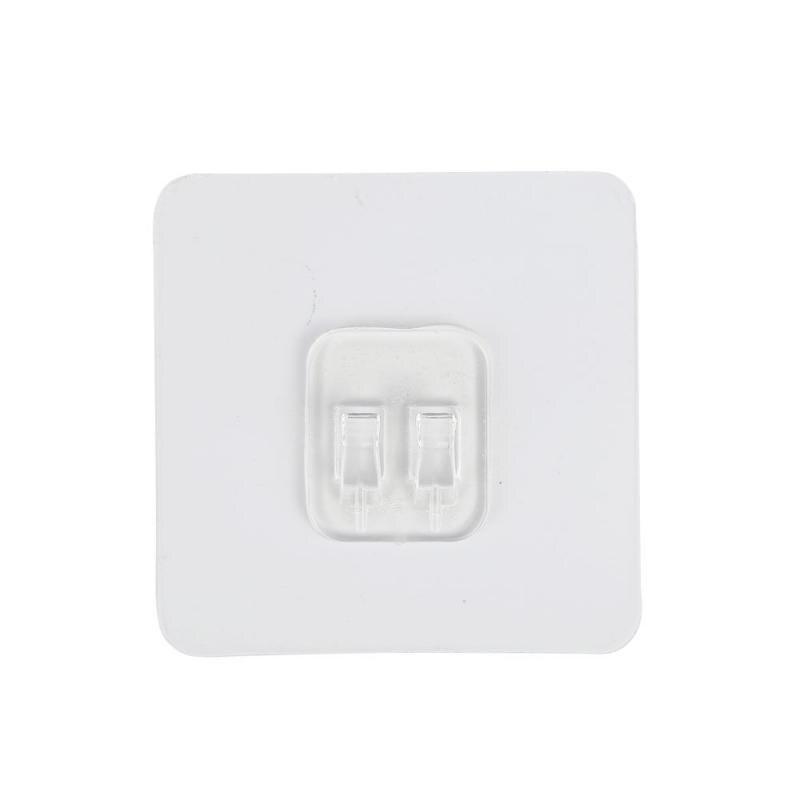 Sensor automático de puerta sin perforación, adhesivo de doble gancho, 1/2/4/8/10 uds,...