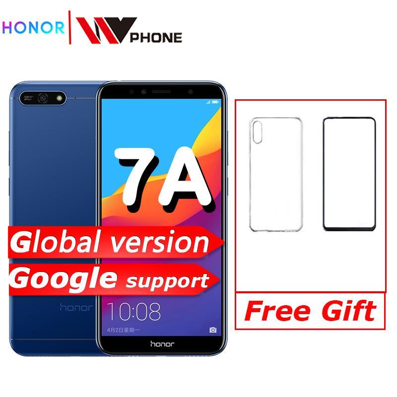 Honor 7A 5.7 inch  Snapdragon 430 Octa Core Front 8.0MP Rear 13.0MP 3000mAh
