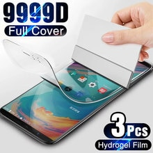Hydrogel Film on the Screen Protector For OnePLus 7T 6T 5T 8T Pro Full Cover Soft Screen Protector F