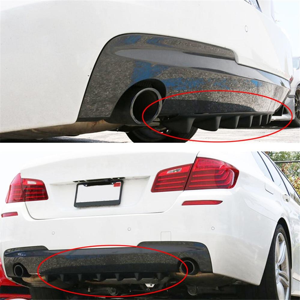 Aleta del difusor de aire del labio trasero del coche para la leyenda de ACURA CL MDX RDX TSX RSX ILX EL CSX RLX TLX ZDX seis Peugeot 3008