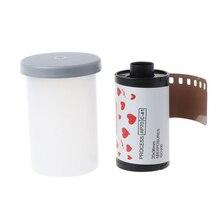 Film dimpression couleur 18/rouleau 35mm pour appareil photo Format 135 Lomo Holga dédié ISO 400 18EXP
