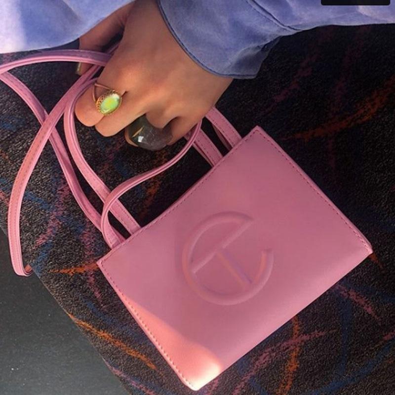 Bolsos Telfar para mujer, bolsos de mano de marcas famosas para mujer, bolsos de mano, bolsos de noche, bolsos de lujo, bolsos cruzados