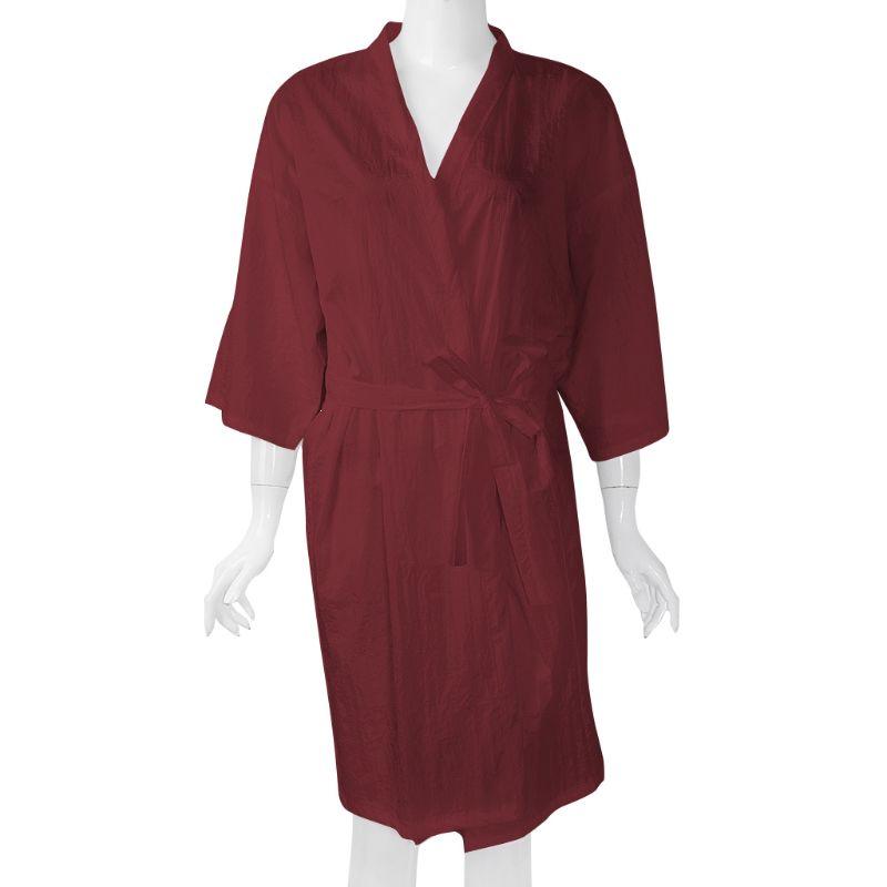 Kimono para salón barbería peluquería, vestido teñido, champú de corte, capa para pelo, nuevo