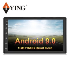 "Universele 7 ""Android 9.0 2 Din Auto Radio Multimedia Video Speler Auto Stereo Gps Kaart Voor Volkswagen Nissan Hyundai kia Toyota"