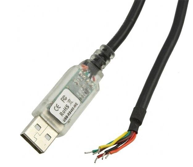 Le câble de convertisseur de USB-RS485 fournit un USB vers RS485