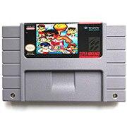 Super Dodge Ball(Kunio-kun no Dodge Ball - Zenin Shuugou!) 16bits game cartidge English translation