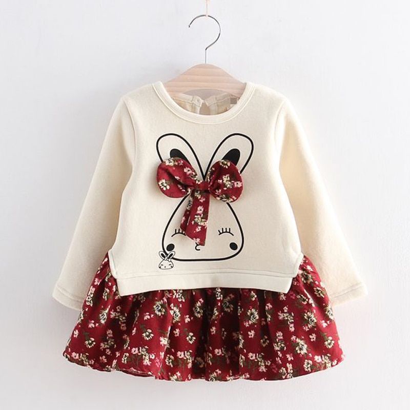 chinese style winter girls dress long sleeve embroidered cheongsam princess dresses for girls birthday party dress kids clothing Children's Dress for Girls Autumn WInter Animal Style Girls Dresses Flower Party Princess Dress Baby Kids Girls Clothing