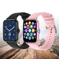 new smart watch men heart rate blood pressure monitor 1 69 inch full touch ipx7 waterproof sport smartwatch women for xiaomi ios