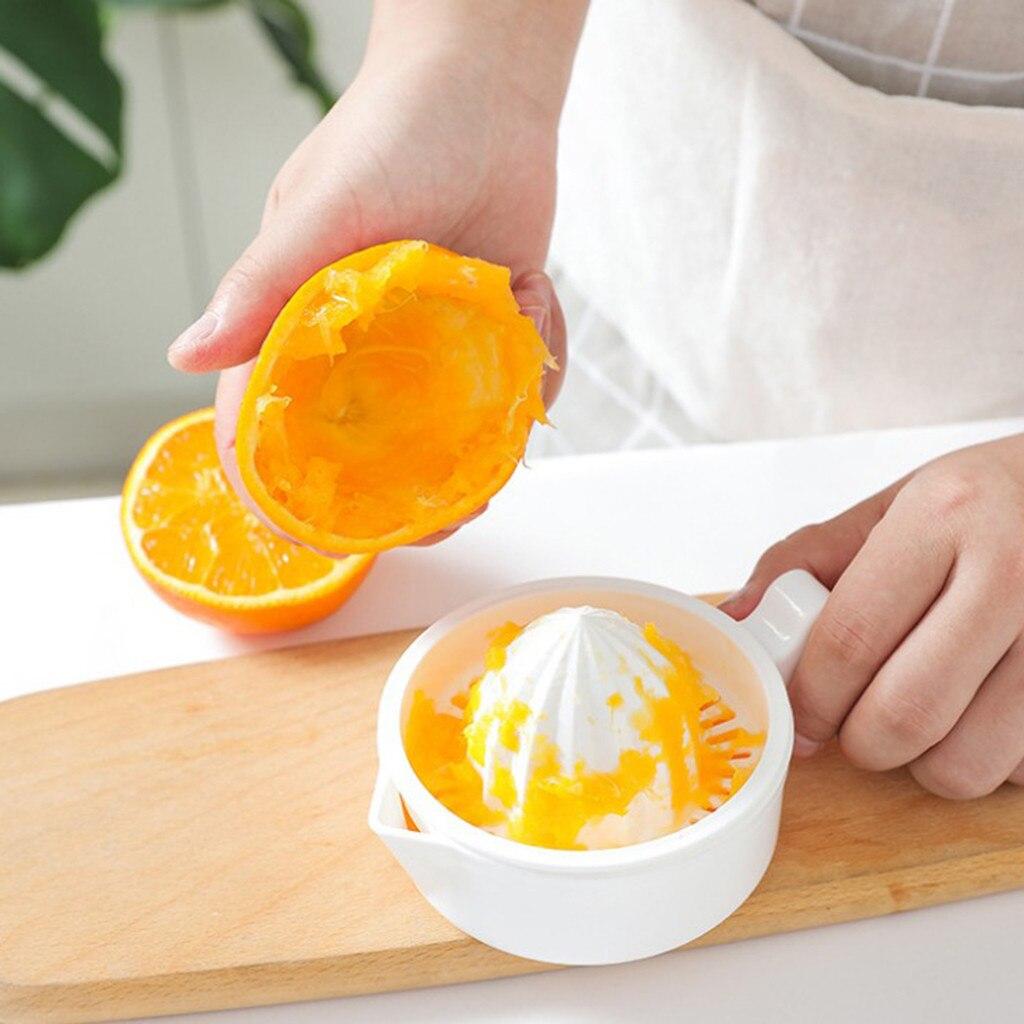 Exprimidores manuales de barra para bebidas, exprimidor de frutas, naranja, limón, lima cítrica, accesorios de cocina, utensilios para frutas y verduras para el hogar