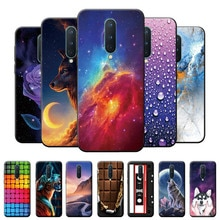 For Oneplus 8 Case Soft Back Cover For Oneplus 8 Silicone Phone Case For Oneplus 8 Fashion TPU Phone