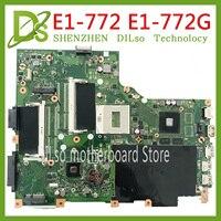 KEFU E1-772G Motherboard FOR ACER aspire E1-772 V3-772G Laptop Motherboard EA VA70HW REV 2.0 tested original work