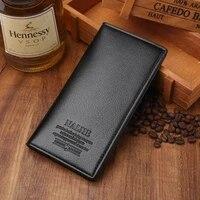 tide new business leisure wallet long wallet mens wallet excellent clutch bag multi card card package