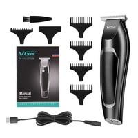 Hair Trimmer Professional Electric Hair Clipper Rechargeable Cordless Barber Hair Cutting Beard Trimer Haircut Machine Men Kids