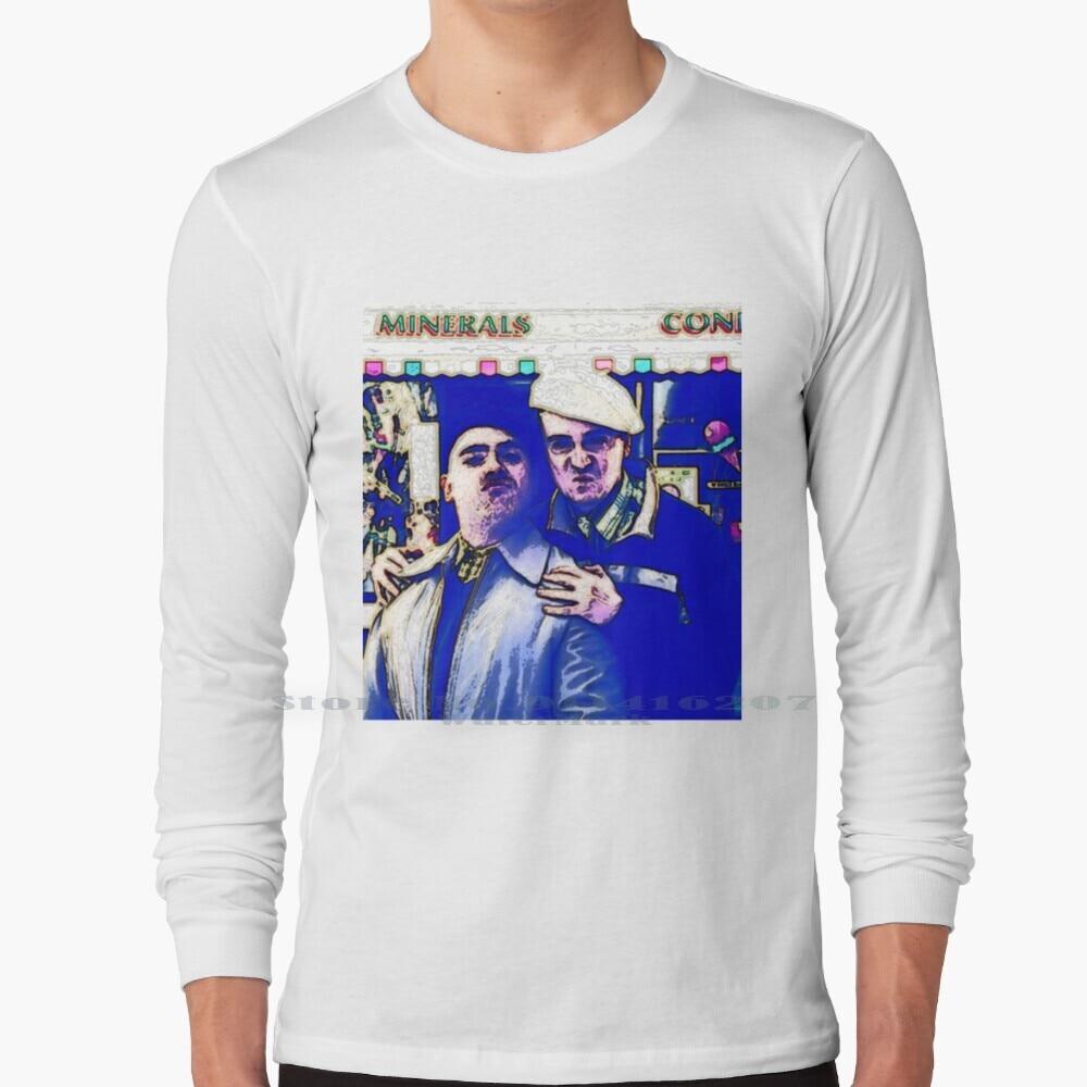 Burnistoun Anyways Ice Van T Shirt 100% Pure Cotton Pop Tv Film Movies Cinema Comedy Joke Stand Ha Scotland Scottish Glasgow