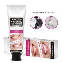100g bambusowy węgiel drzewny pasta do zębów wybielanie zębów zdrowie przyrząd kosmetyczny Dental pielęgnacja jamy ustnej gorąca sprzedaży łatwe bezpieczne zęby uroda 2018