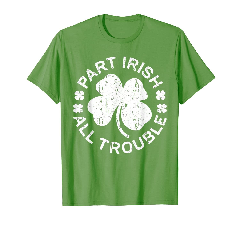 Camiseta de San Patricio, camisa de regalo de parte irlandés, todos los...