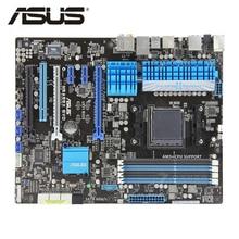 Socket AM3+ ASUS M5A99X EVO Motherboard ATX M5A99X-EVO Systemboard DDR3 For AMD 990X Overclocking 32GB Desktop Mainboard Used