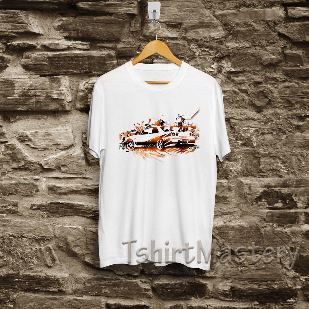 Nissan Skyline T camisa Gtr camisa JDM Hemd camisa japonesa
